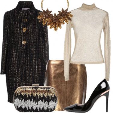 Outfit La febbre dell\'oro