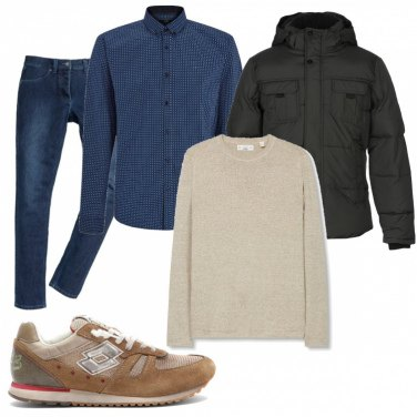 Outfit Casual low cost