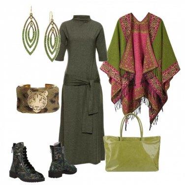 Outfit Boho glam