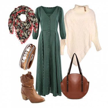 Outfit Trendy folk