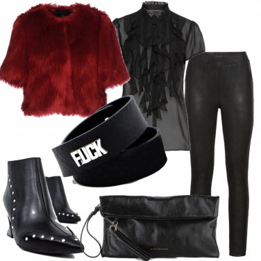 Outfit Rock #226