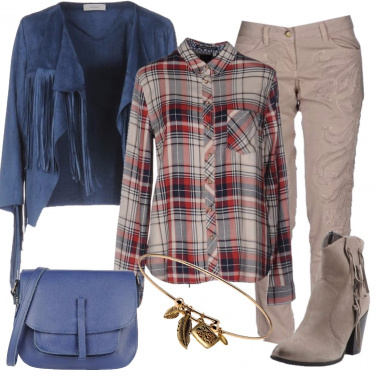 Outfit Soft western