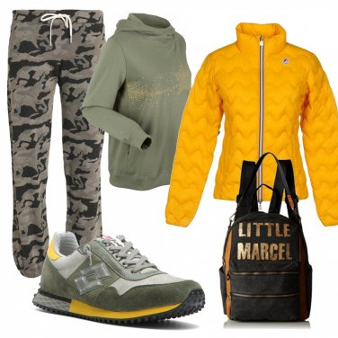 Outfit Basic #851