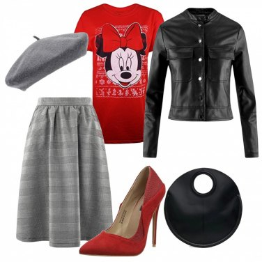 Outfit Minnie bon-ton