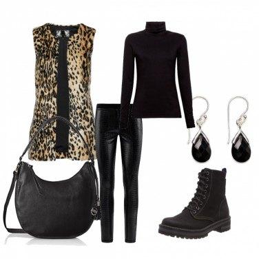 Outfit Pellicciotto