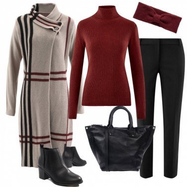 Outfit Stile Burberry