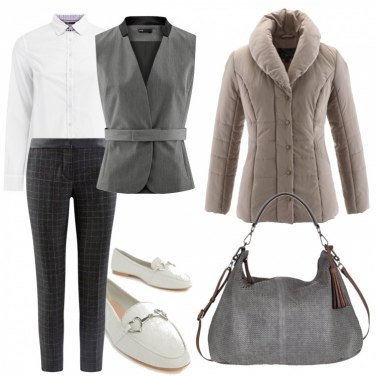 Outfit Mannish