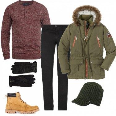 Outfit Al caldo