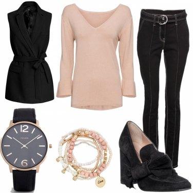 Outfit Comodamente in ufficio