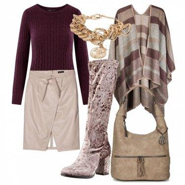 Outfit Colori che riscaldano