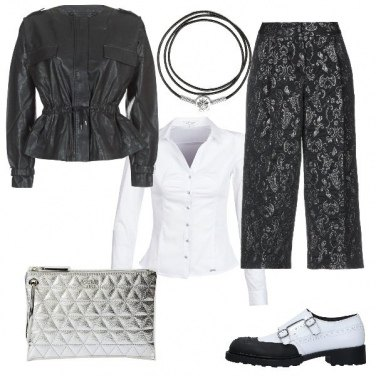 Outfit TSK Pantalone fantasia
