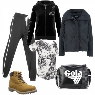 Outfit Veloce e Low Cost