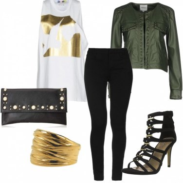 Outfit Simply rock!