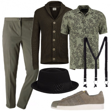 Outfit Bretelle
