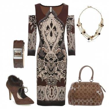Outfit Elegante glacé