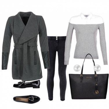 Outfit Semplice, elegante