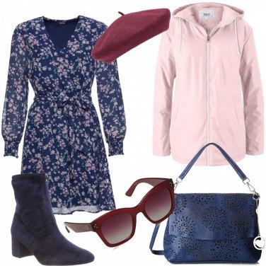 Outfit Plus size romantica