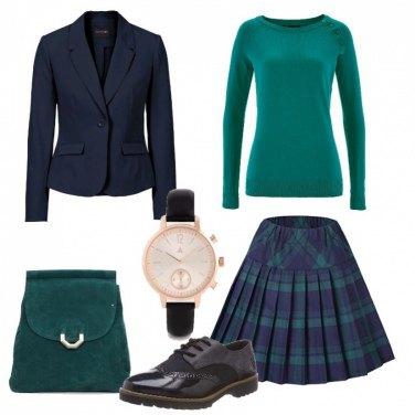 Outfit Ispirazione British