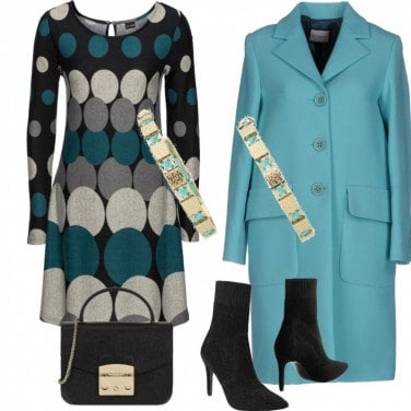Outfit Nei toni del tutchese