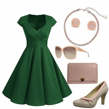 Outfit Grace Kelly