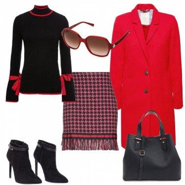 Outfit Rosso relativo