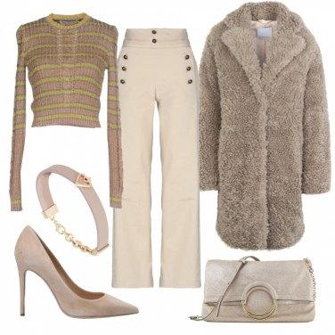 Outfit Raffinato abbinamento