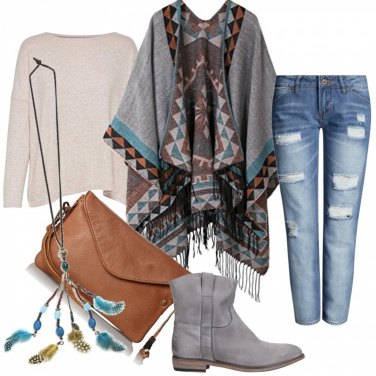 Outfit Plume