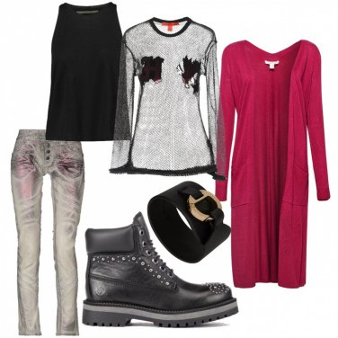 Outfit Rock #244