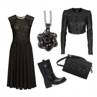 Outfit Rock #245