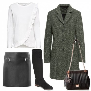 Outfit Carina tutti i giorni