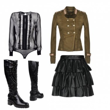 Outfit Rock #247