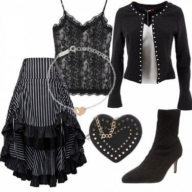 Outfit Un po\' gitana