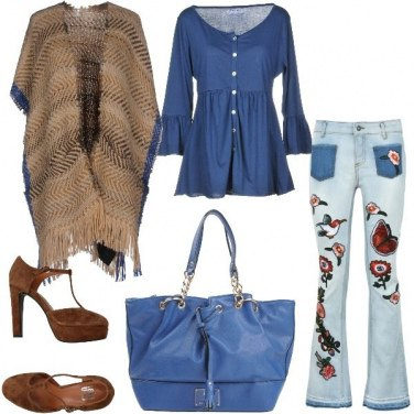 Outfit A zampa e a colori