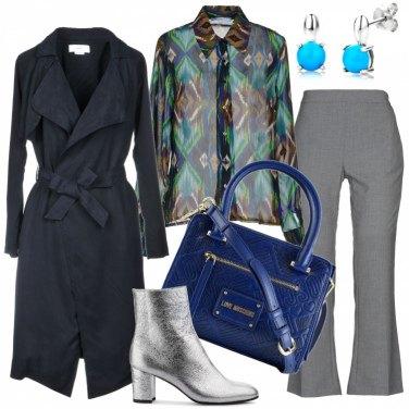 Outfit Alla moda anche a lavoro