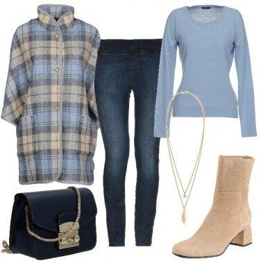 Outfit Pratica e calda
