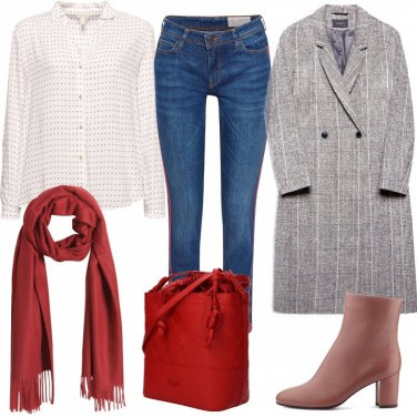 Outfit Look trendy
