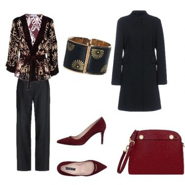 Outfit Etnico, tocco orientale