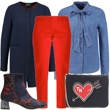 Outfit Innamorata trendy