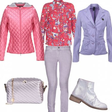 Outfit #mi vesto bene con poco di più