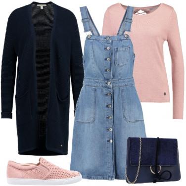 Outfit Vestito salopette