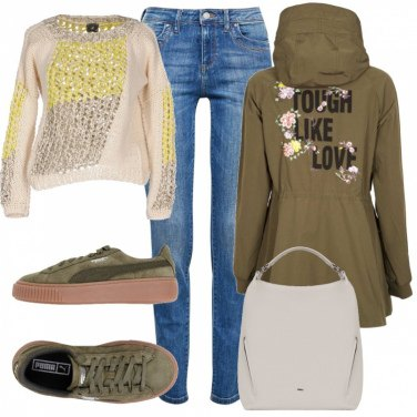 Outfit Basic #981