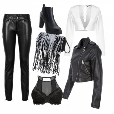 Outfit Sexy rocker
