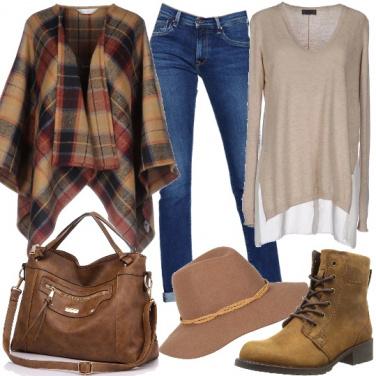 Outfit Fantasia scozzese