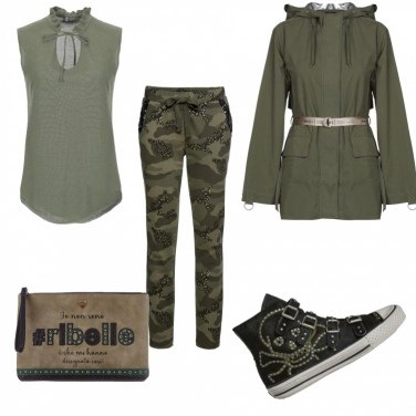 Outfit Urban #711