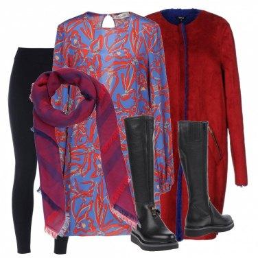Outfit Vestire a colori