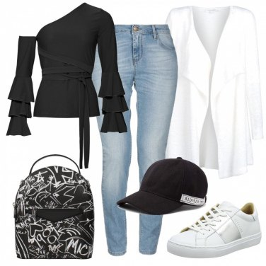 Outfit Urban #712