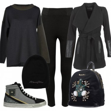 Outfit Basic #988