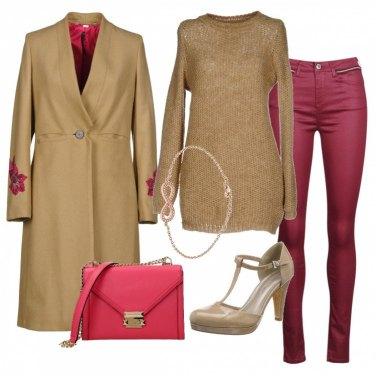Outfit Coloriamo l'inverno !!