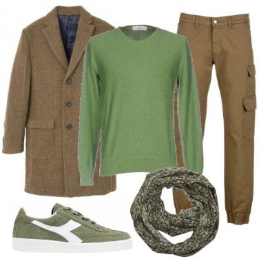 Outfit Un cappotto versatile