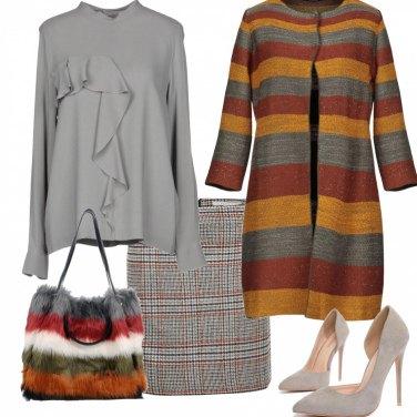 Outfit Abbinamenti coraggiosi